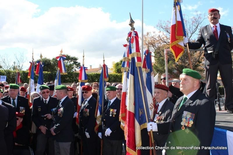 Reportage photo cérémonie inauguration rue commandant de Saint Marc à Béziers 12-img10