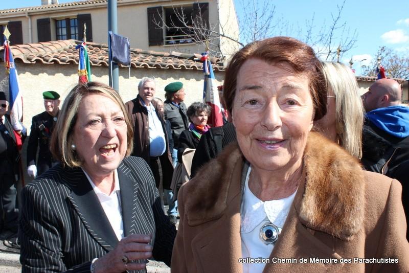Reportage photo cérémonie inauguration rue commandant de Saint Marc à Béziers 17-img10