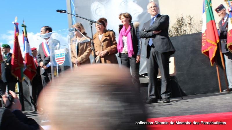 Reportage photo cérémonie inauguration rue commandant de Saint Marc à Béziers 18-img10