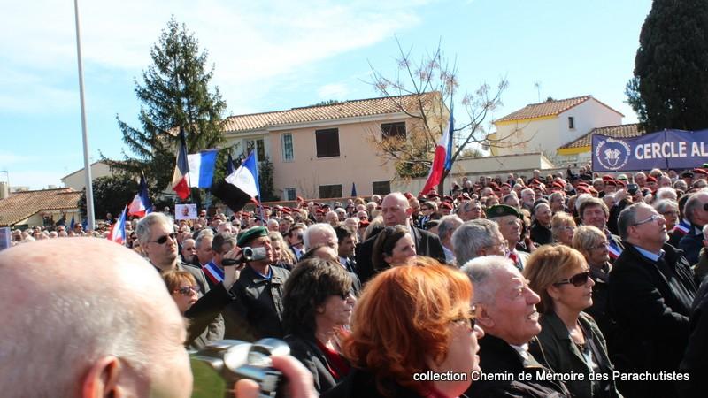Reportage photo cérémonie inauguration rue commandant de Saint Marc à Béziers 22-img10