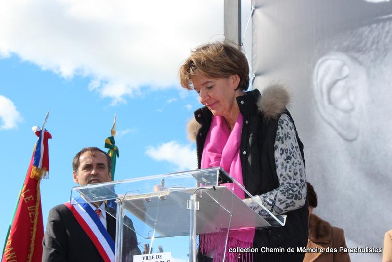 Reportage photo cérémonie inauguration rue commandant de Saint Marc à Béziers 27-img10