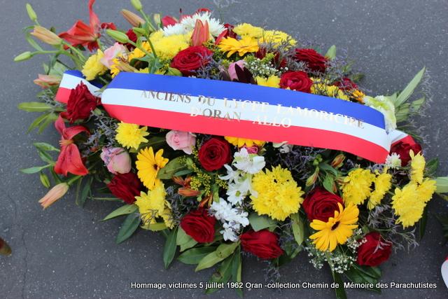 """IN MEMORIAM Cérémonies à le mémoire des mort et des disparus """"ORAN 5 juillet 1962"""" (5 juillet 2013) Img_8014"""