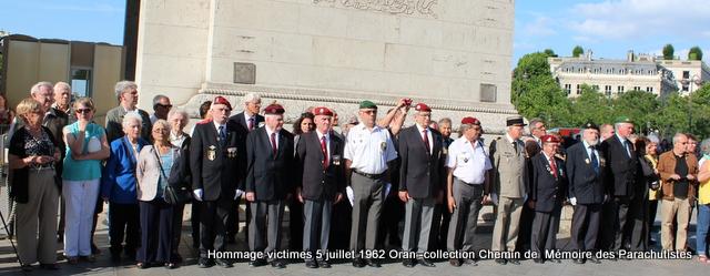 """IN MEMORIAM Cérémonies à le mémoire des mort et des disparus """"ORAN 5 juillet 1962"""" (5 juillet 2013) Img_8027"""
