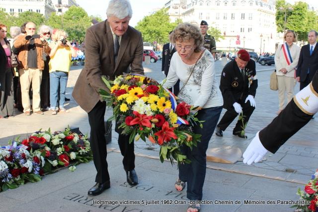 """IN MEMORIAM Cérémonies à le mémoire des mort et des disparus """"ORAN 5 juillet 1962"""" (5 juillet 2013) Img_8030"""