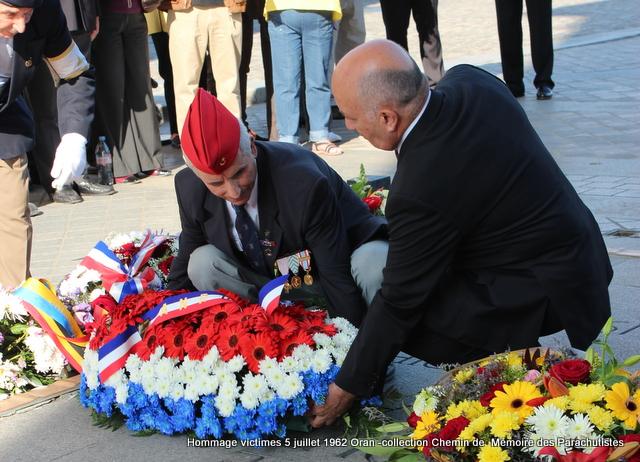 """IN MEMORIAM Cérémonies à le mémoire des mort et des disparus """"ORAN 5 juillet 1962"""" (5 juillet 2013) Img_8032"""