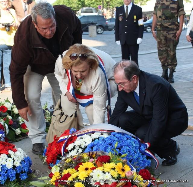 """IN MEMORIAM Cérémonies à le mémoire des mort et des disparus """"ORAN 5 juillet 1962"""" (5 juillet 2013) Img_8034"""