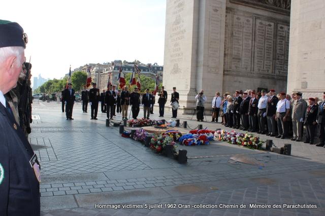 """IN MEMORIAM Cérémonies à le mémoire des mort et des disparus """"ORAN 5 juillet 1962"""" (5 juillet 2013) Img_8124"""