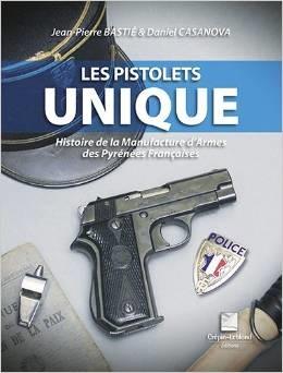 les pistolets Unique Unique10