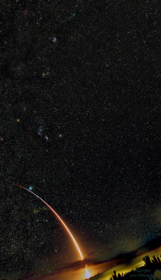Image du jour (2015 à 2017) Cometo10