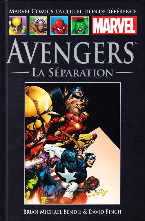 [BD] Marvel Comics - La Collection Hachette Avenge10