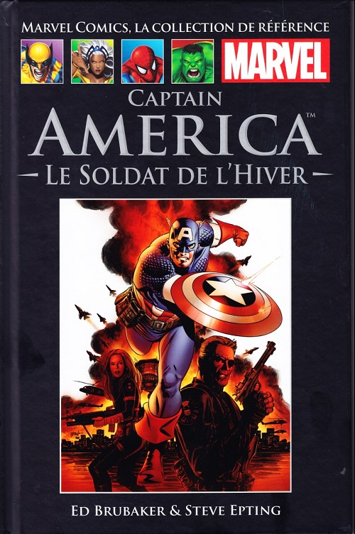 [BD] Marvel Comics - La Collection Hachette Captai10