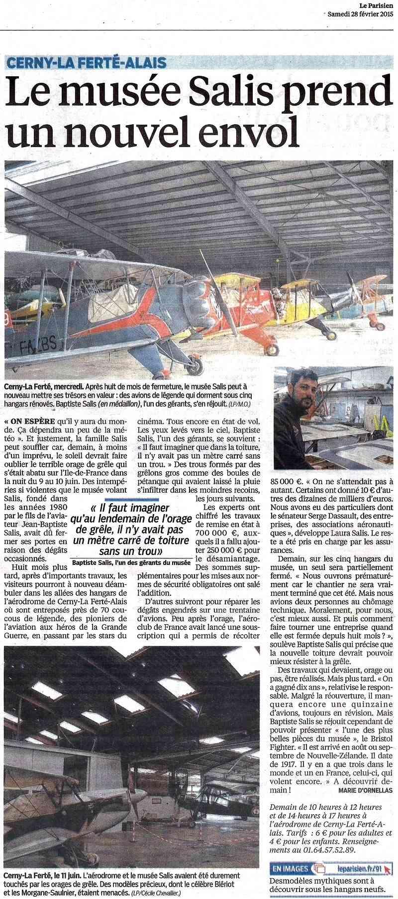 Des nouvelles du Musée Volant de l'AJBS ? Cerny410