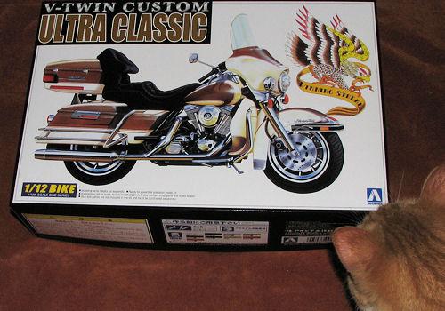 Bagger - Harley Davidson 00481410