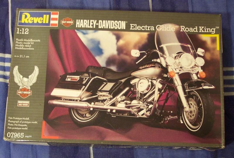 Bagger - Harley Davidson 12-roa10
