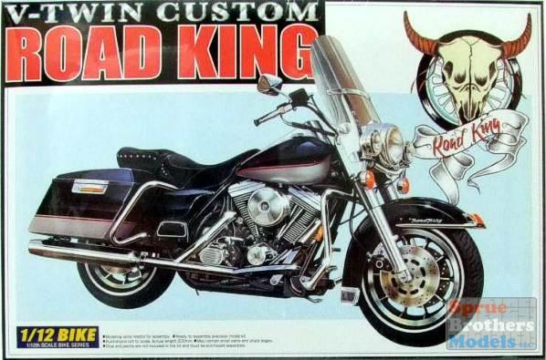 Bagger - Harley Davidson Aos00310