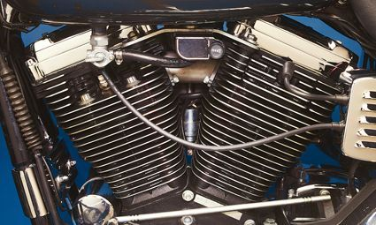 "Harley Davidson Hardtail Custom ""Cool Bob"" (Revell) [WIP] - Page 2 Cc143511"