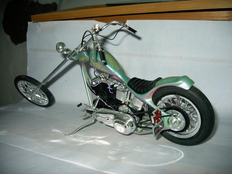 Chopper 1/8 a perte de vue Harley11