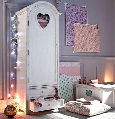 en manque d'inspiration pour la chambre de ma fille qui va bientot arrivée 23330610