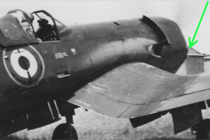 Vought F4U-5N et F4U-7, Italeri, 1/72 Chance11