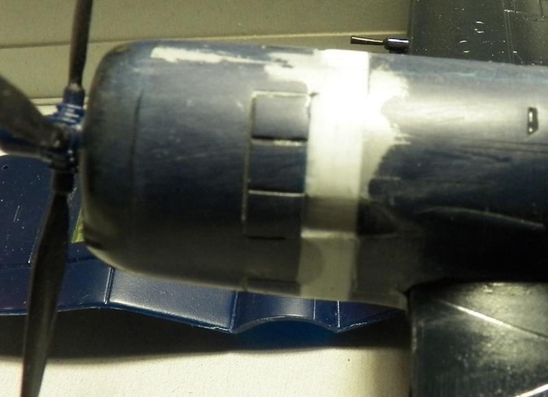 Vought F4U-5N et F4U-7, Italeri, 1/72 F4u-5n22