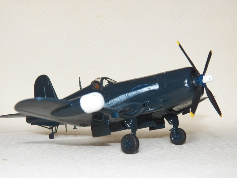 Vought F4U-5N et F4U-7, Italeri, 1/72 F4u-5n29