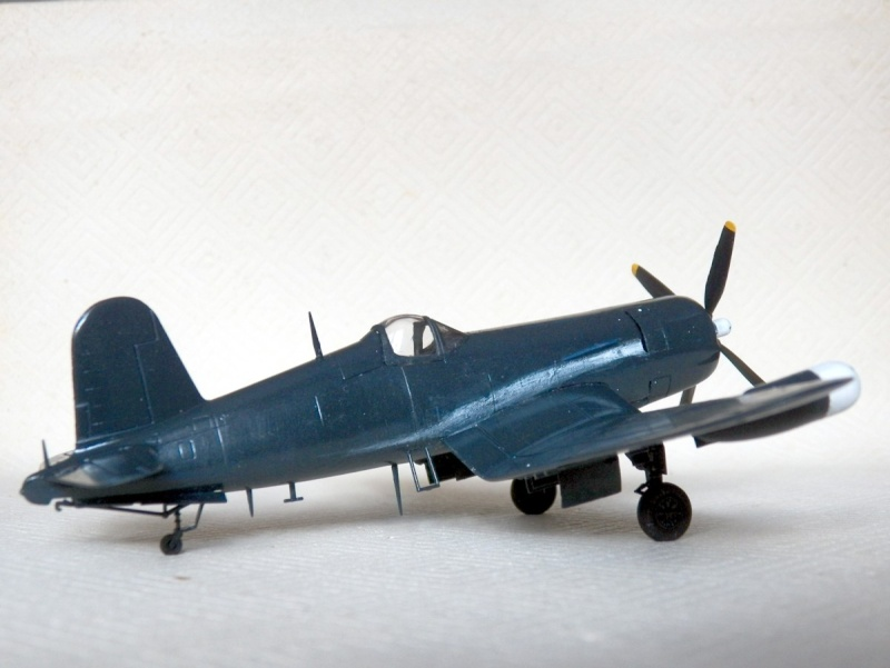 Vought F4U-5N et F4U-7, Italeri, 1/72 F4u-5n30
