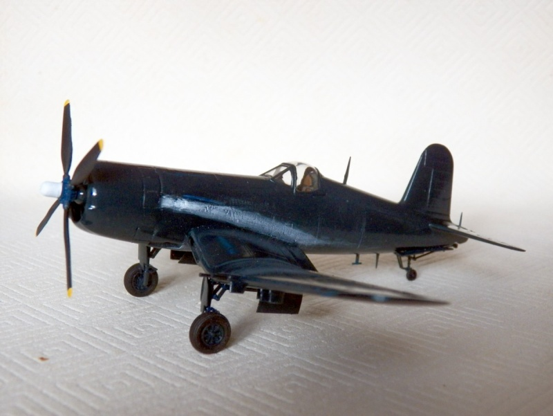 Vought F4U-5N et F4U-7, Italeri, 1/72 F4u-5n31