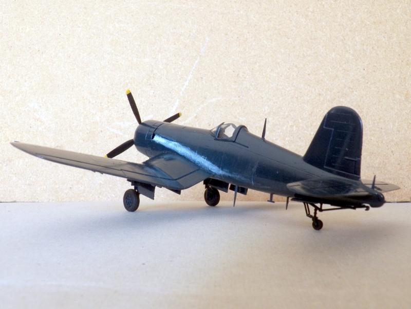 Vought F4U-5N et F4U-7, Italeri, 1/72 F4u-5n34