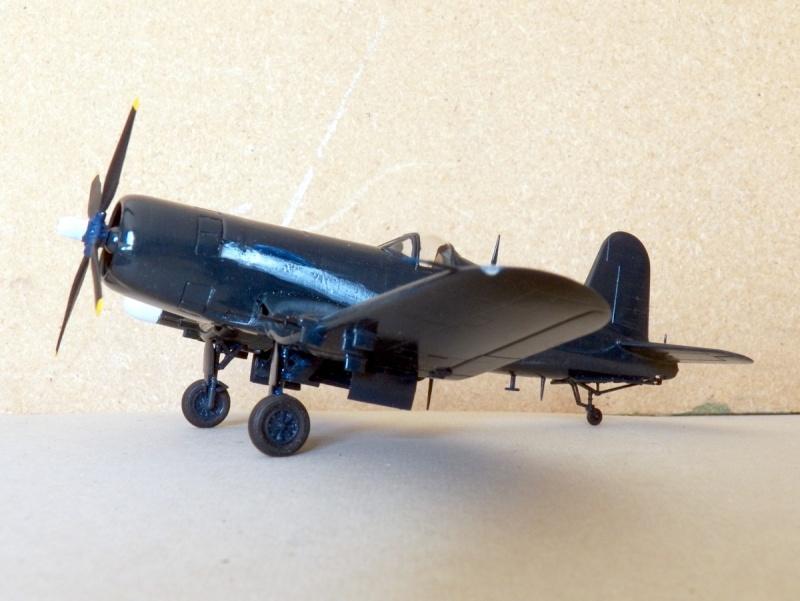 Vought F4U-5N et F4U-7, Italeri, 1/72 F4u-5n35
