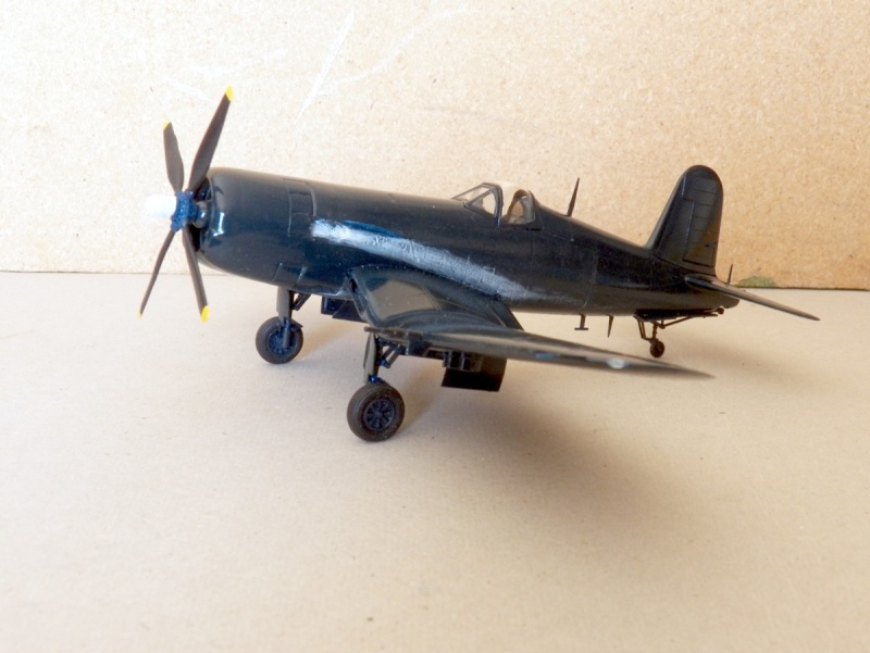 Vought F4U-5N et F4U-7, Italeri, 1/72 F4u-5n36