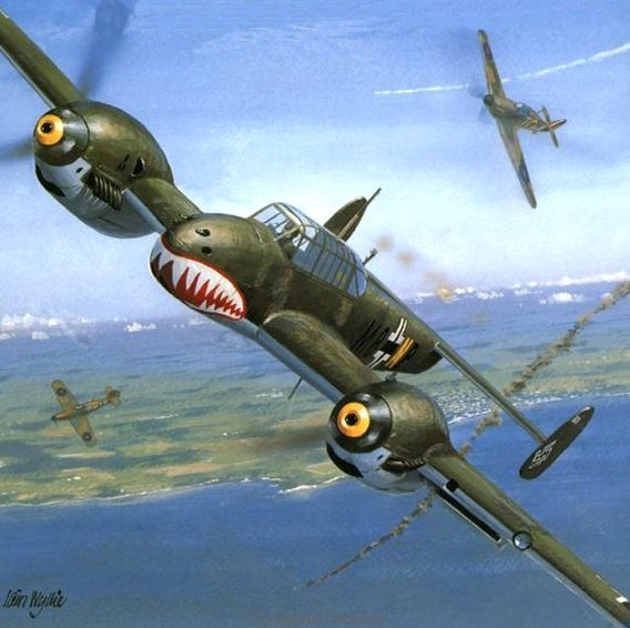 LUFTWAFFE ' ART !!! - dessin Air_co12
