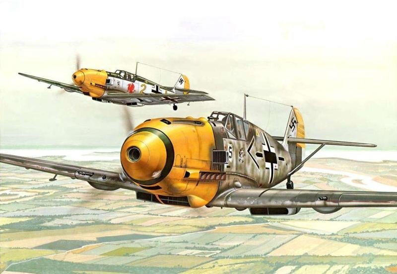 LUFTWAFFE ' ART !!! - dessin Air_co33