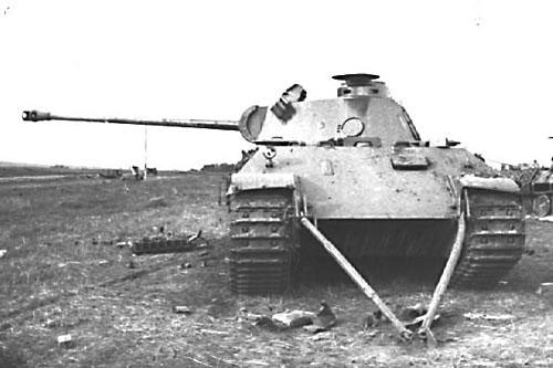 La Bataille de KURSK !!! Panzer10