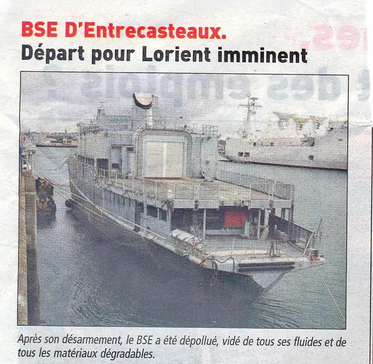 [VERROUILLÉ] [Vie des ports] LE PORT DE LORIENT - VOLUME 002 - Page 36 Bse10