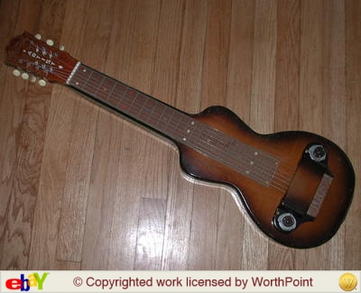 Gretsch Electromatic Lap Steel ... 1_785e10