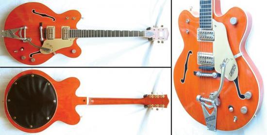 Gretsch 1967 chet nashville orange 271297 4d579a10