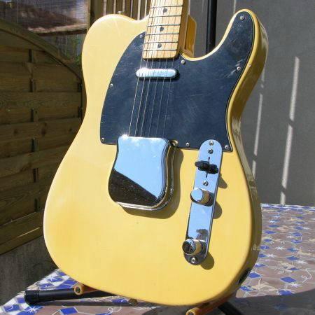 Johnny Melita (Melita bridge) Fender10