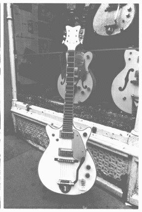 1962 GRETSCH WHITE PENGUIN   n:  42012 Front10
