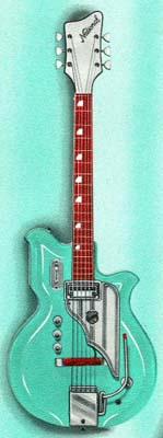 Guitar National new port 82.84.88 et val pro Newpor12
