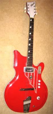 Guitar National new port 82.84.88 et val pro Valpro10