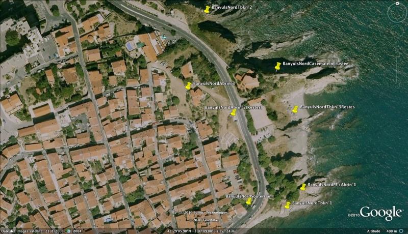 Anse Fontaulé - Cap d'Osne (Banyuls, 66) Banyul11
