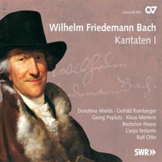 Wilhelm Friedmann Bach (1710-1784) 40093510