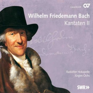 Wilhelm Friedmann Bach (1710-1784) 40093511