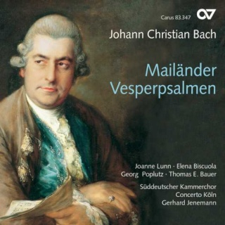 Johann Christian Bach (1735-1782) 40093512