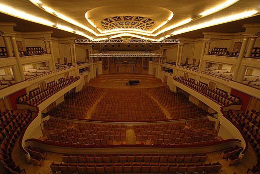 Styles des salles de concert, opéras, théâtres, ... Bozar10
