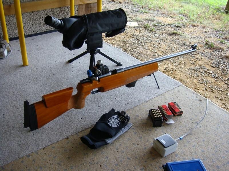 VEB SUHL KK-GEWEHR Modell 150-1 Standard Dsc01510
