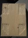 Drapeau Savoie scupture bois (premier projet) Dscn8115