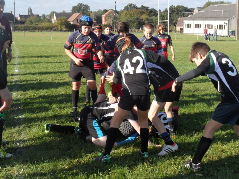 Résultats Ecole de Rugby 29/09 Rugby_13