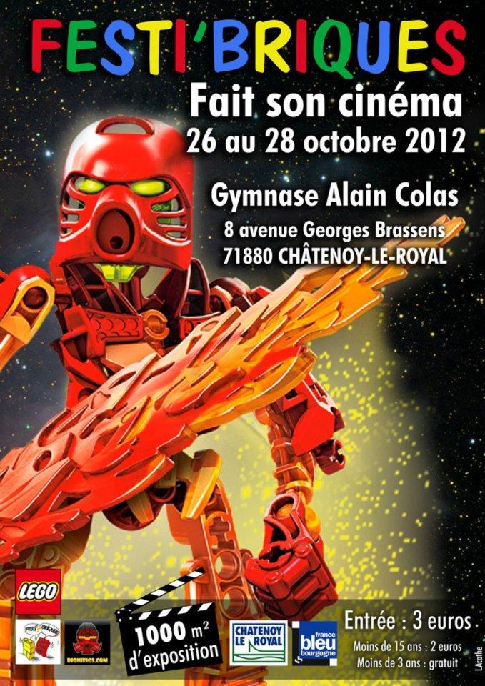 [Expo] BIONIFIGS La Convention II : le Programme complet des animations Affich11