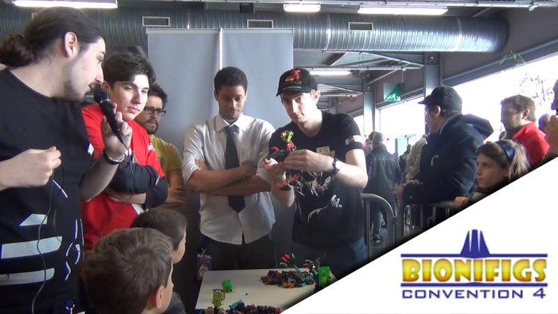 [Expo] BIONIFIGS Convention 4 : Sept nouvelles vidéos en ligne Dyliby10